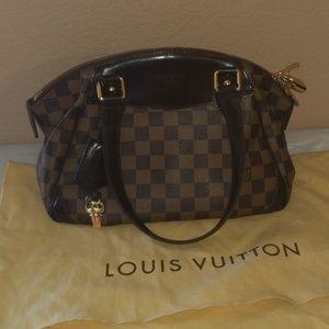 Authentic Louis Vuitton Damier Verona  PM bag